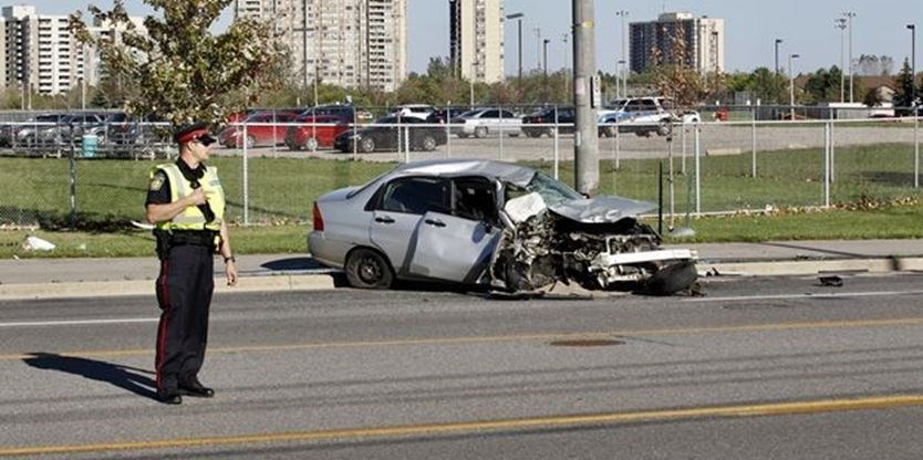 Family Matters Car Crash