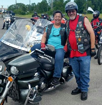 Charity Motorcycle Ride In Memory Of Bonnie Caruso Supports Ovarian Cancer Canada Niagarathisweek Com