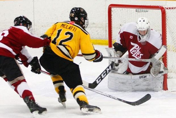 Seems midget major ice hockey