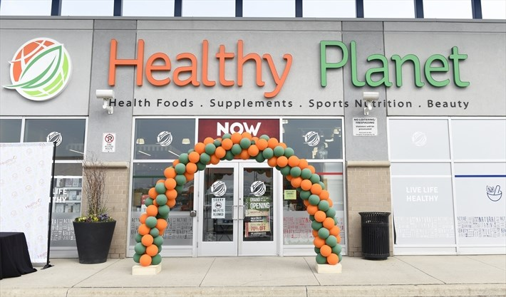 New vitamin, nutritional supplement and health foods store