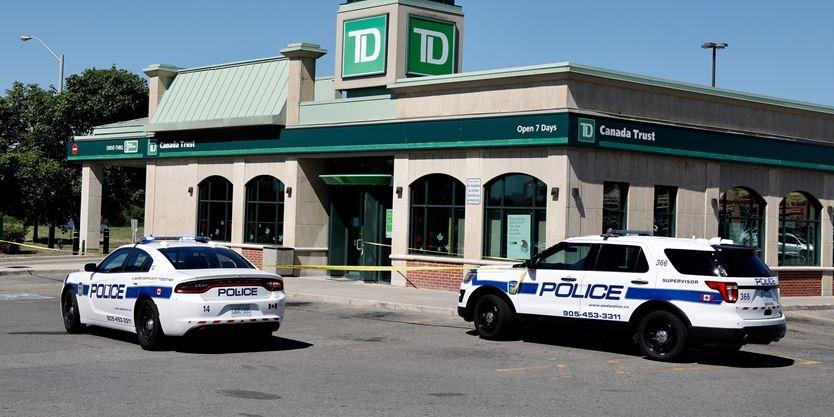 'Very fluid scene': Bank robbed in Brampton plaza in broad