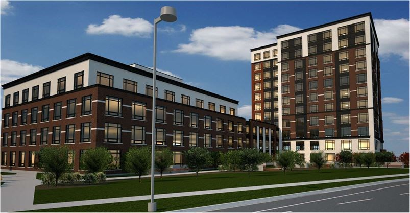 Proposed U of Guelph student housing returns to city hall
