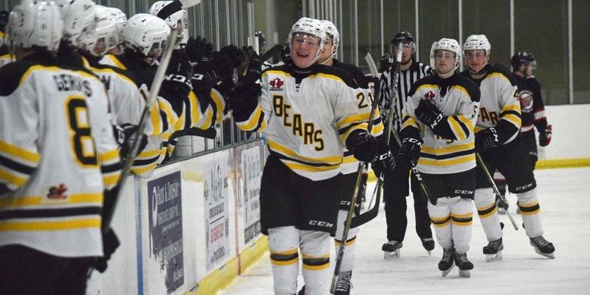 Bears win in shootout