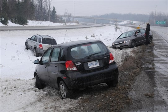 Multiple accidents on Hwy  115 | VIDEO | MyKawartha com