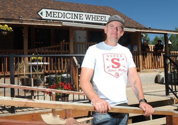 Medicine Wheel Rob Stevenson