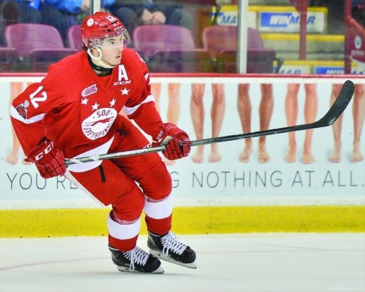 Boris Katchouk, Sault Ste  Marie Greyhounds look for first OHL