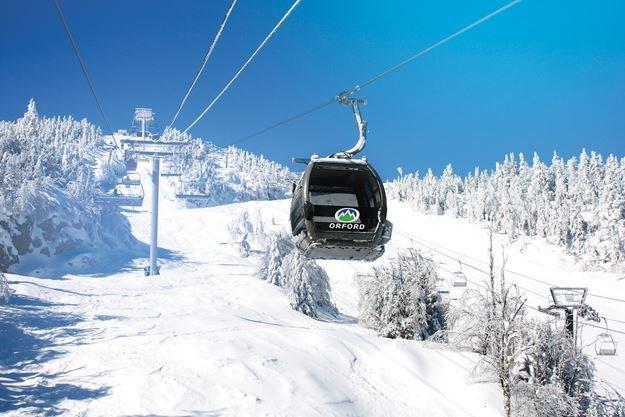 Ski bromont location