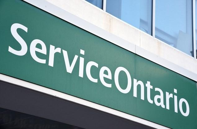 Five Service Ontario Locations Including Bramalea Giving To Humboldt Toronto Com