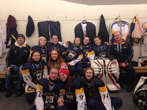 The Muskoka Royals are regal in reaching tournament semifinals