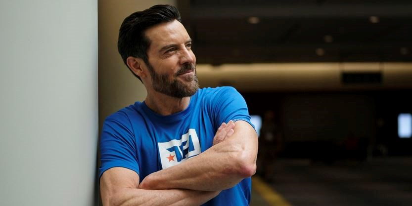 P90X creator Tony Horton talks fitness at canfitpro in