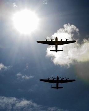 Sept  24, 1988: CWHM's Avro Lancaster flies again | TheSpec com