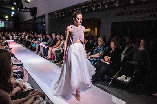 On The Runway At Unbound 2015 Northumberlandnews Com