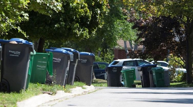 Peel Reminds Residents Of Upcoming Garbage Exemption Days Bramptonguardian Com