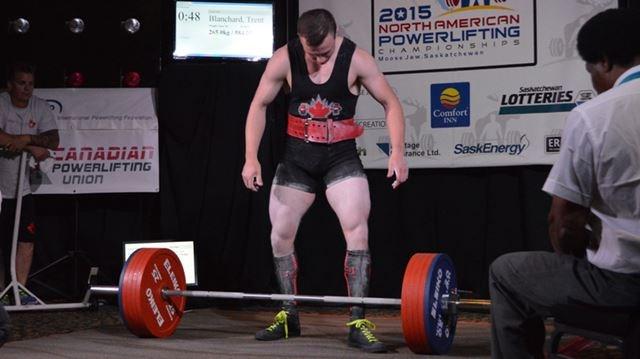 Powerlifter continues to break records   MuskokaRegion com
