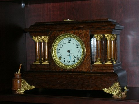 Arthur Pequegnat Clocks, With History and Price Guide