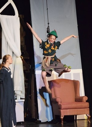Peter Pan Junior touches down in Kemptville in magical