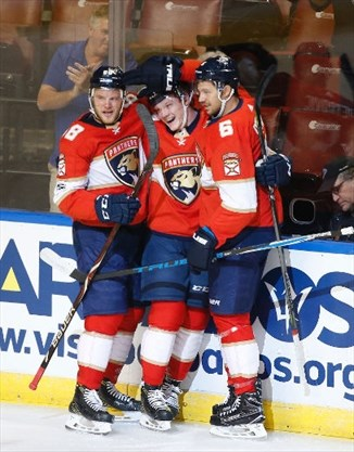 After being returned to OHL by Florida Panthers
