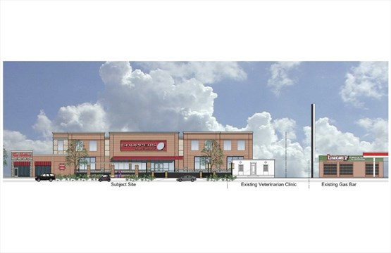 Shoppers circulating new plan for King, Dundurn property