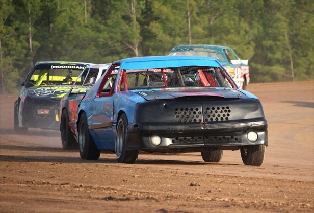 Chad Chevalier sets the pace on hometown track as