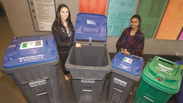 Peel Region Set To Roll Out New Waste Carts Bramptonguardian Com