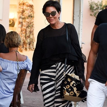 Kris Jenner Remaining Calm Amid Rob Kardashian Drama Thespeccom