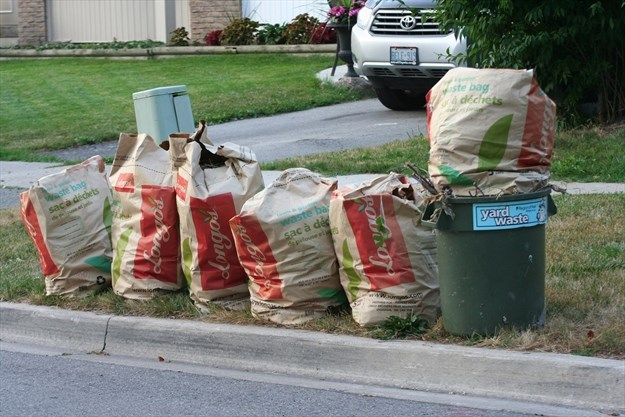 Yard Waste Collection To Begin In Mississauga Brampton On March 9 Mississauga Com