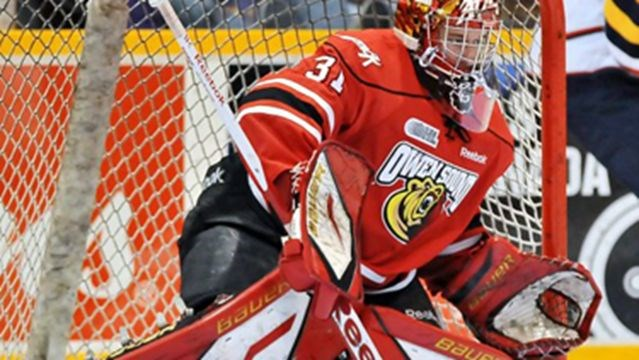 Richmond Hill goalie named best in OHL | YorkRegion com