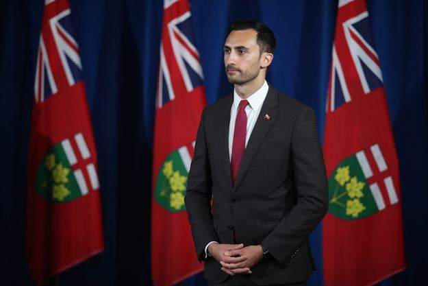 LIVE VIDEO: Stephen Lecce Minister of Education announces back-to-school plans