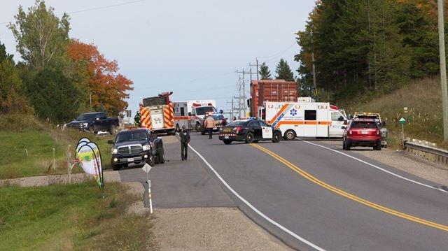 OPP identify man killed in deadly Highway 9 crash