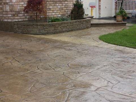 Stamped Concrete Vs Exposed Aggregate Insidehalton Com