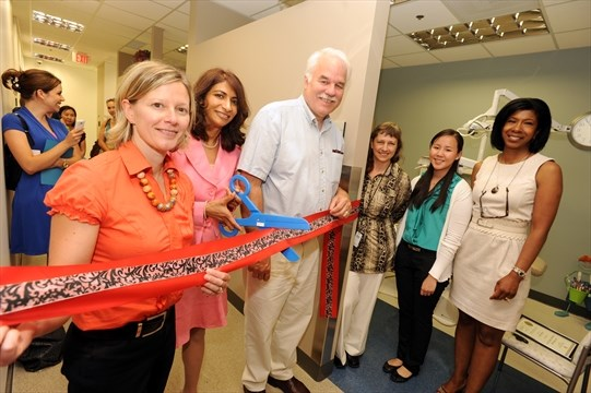 Dental clinic opens for youth and seniors in need