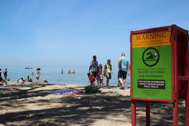 Most Niagara beaches safe for swimming | StCatharinesStandard ca