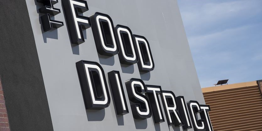 Square One's Food District offers eclectic mix of dining options