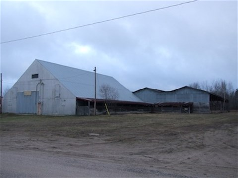 Sales barn goes on auction block | NorthBayNipissing com