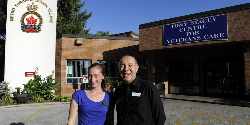 Time is running out for Scarborough's Tony Stacey Centre for Veterans 3hSC%20TonyStacey3%201011_Super_Portrait