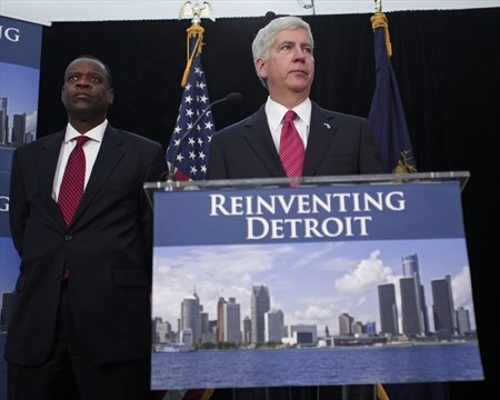 detroit bankruptcy essay Detroit's bankruptcy is a model for how wealthier and whiter americans escape the costs of public goods they'd otherwise share with poorer and darker americans.