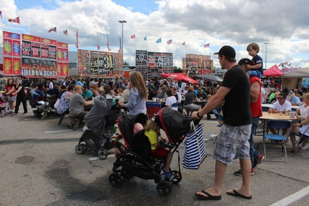 Image result for innisfil ribfest