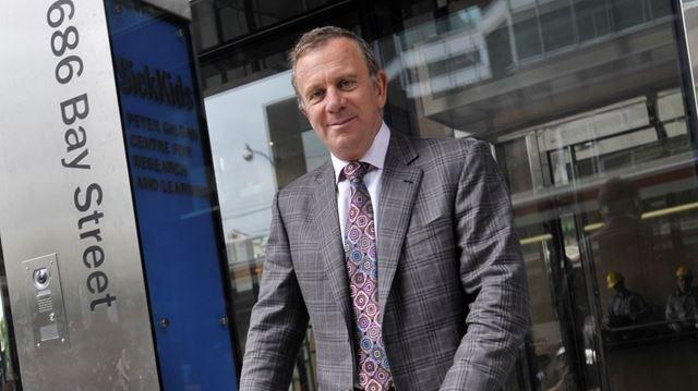 sickkids centre honours peter gilgan insidehaltoncom
