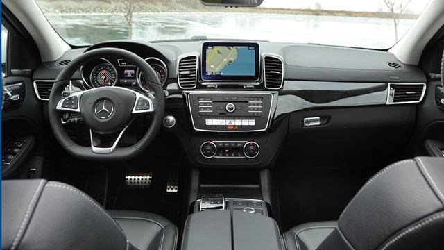 Putting The Sport In Sport Utility With The Mercedes
