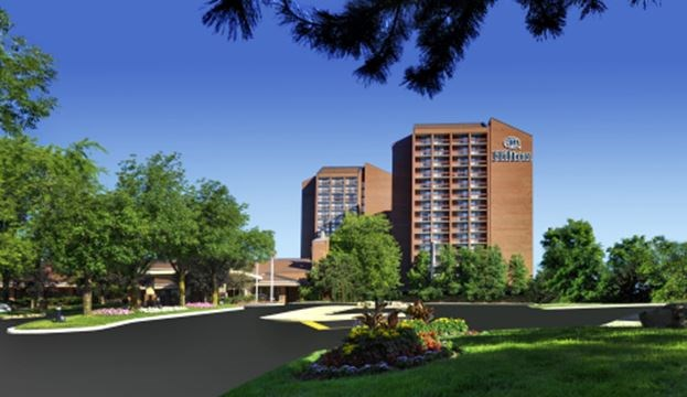 delta meadowvale hotel reflagged as hilton mississauga. Black Bedroom Furniture Sets. Home Design Ideas