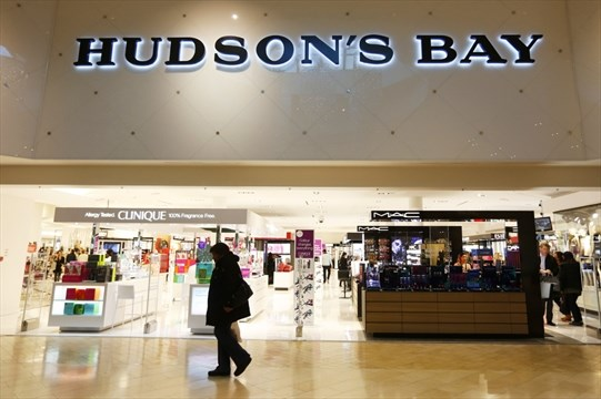 Hudson's Bay Co  to buy online shopping business Gilt for US