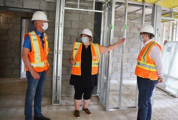 Feds increase funding commitment to YWCA's St. Catharines housing project