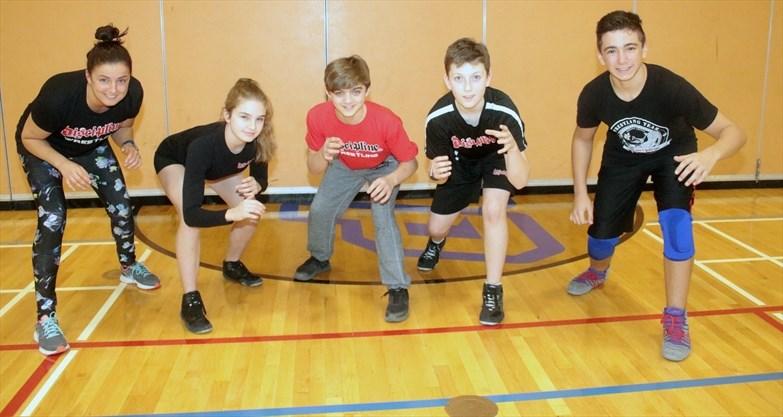 Discipline Wrestling Club athletes compete at Ontario Winter