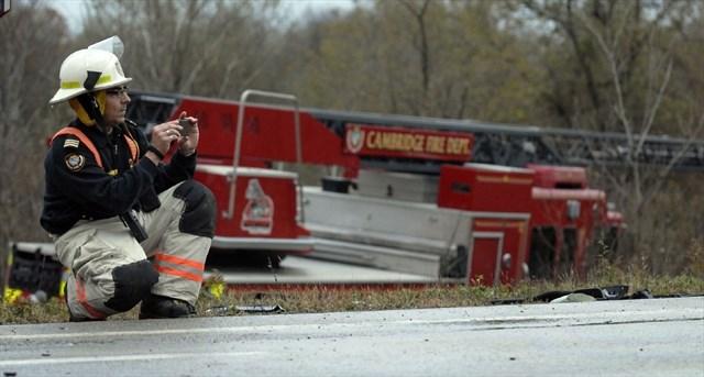 Car Crash Cambridge M