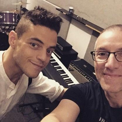 Burlington musician taught Bohemian Rhapsody star to play