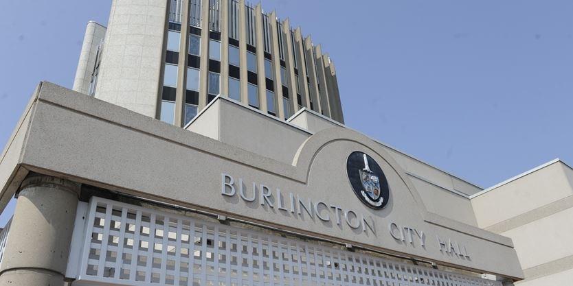City of Burlington hours, service closures during Christmas holidays