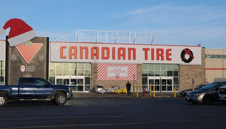Groovy Expansion Of Welland Canadian Tire Store Could Make It Machost Co Dining Chair Design Ideas Machostcouk