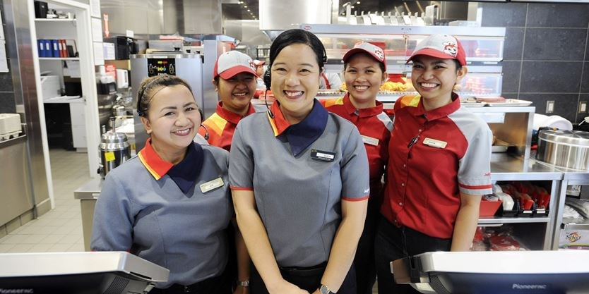Six months on, Scarborough's Jollibee believes in caring for customers
