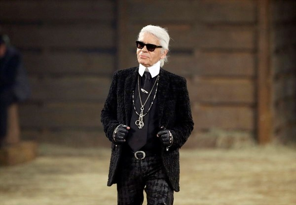 a6859362df5e1d Karl Lagerfeld's most controversial moments: From trashing Pippa Middleton  to calling Adele 'fat' and mocking #MeToo