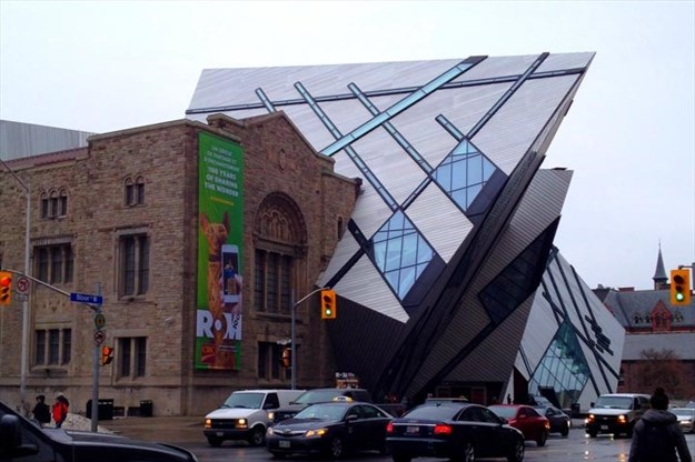 Image result for toronto royal ontario museum""